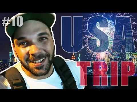 CENTRAL PARK A OHŇOSTROJ | USA TRIP #10 | Pedro