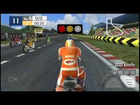 เกมรถแข่งมอเตอร์ไซค์| Real Bike Racing  เรลไบค์เรซซิ่ง 3D