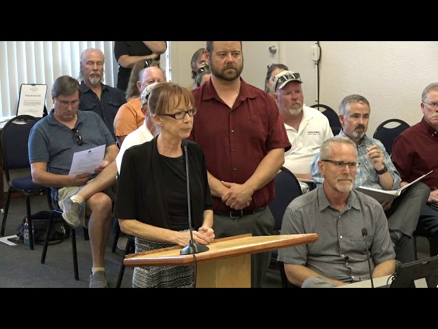 Cottonwood Planning and Zoning Commission Meeting June 17 2019