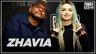 Zhavia Ward Finds Success at 17 with Deadpool 2 Soundtrack, ...