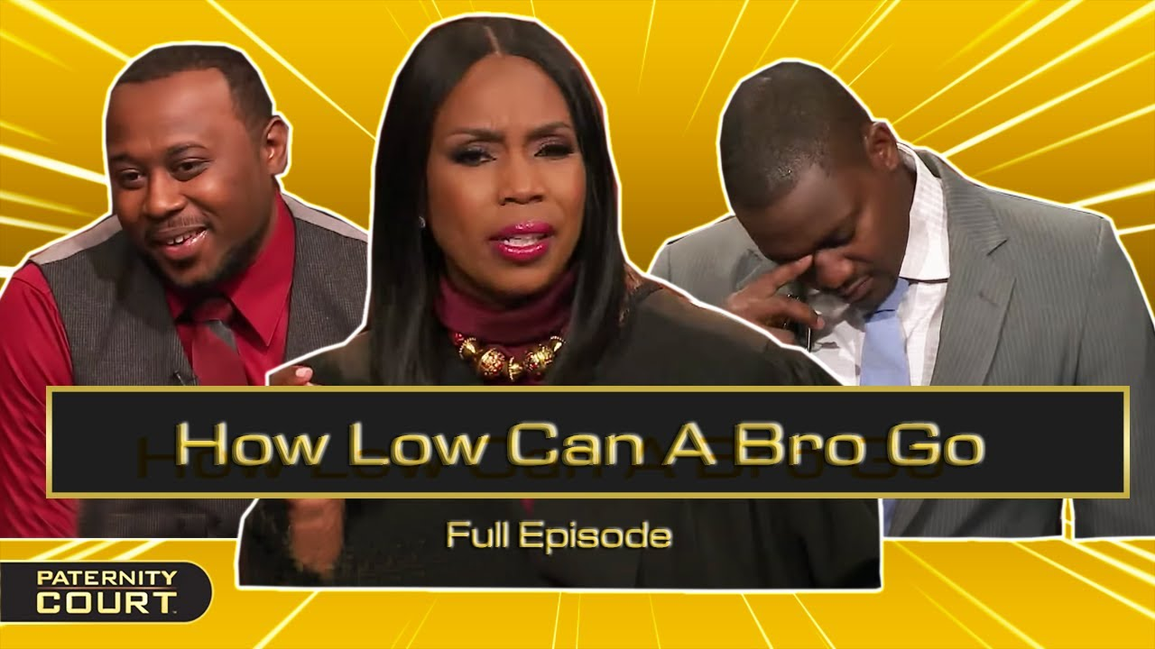 Download How Low Can A Bro Go: Man Claims Best Friend Is GF's Baby Daddy (Full Episode)   Paternity Court