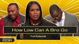 How Low Can A Bro Go: Man Claims Best Friend Is GF's Baby Daddy (Full Episode) | Paternity Court
