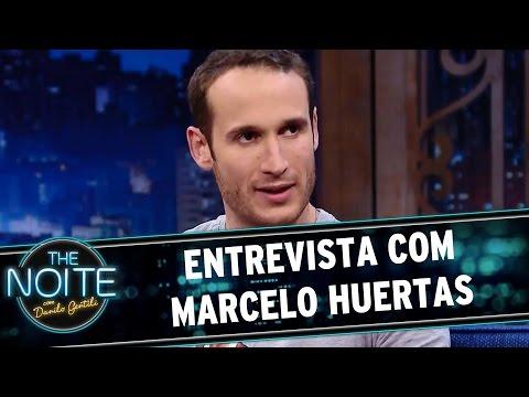 The Noite (22/06/16) Entrevista com Marcelo Huertas