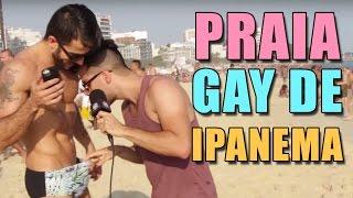 PRAIA GAY DE IPANEMA NO RIO DE JANEIRO (ft. Harry Louis) - Põe na Roda thumbnail