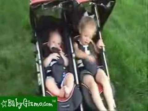 Baby Gizmo Baby Planet Unity Sport Double Stroller Review ...