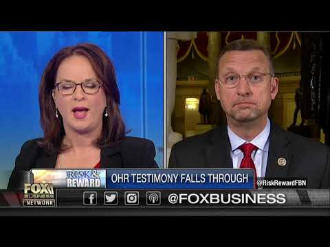 Bruce Ohr blew off Senate Intelligence Committee