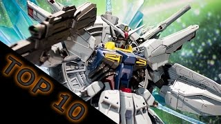 10 AWESOME Gunpla We Can Look Forward to Building in 2017!