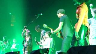 Michael Franti & Spearhead in HD - Austin - Say Hey  I Love You - with Lyrics
