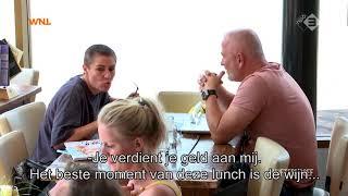 Hufterproef: Aso-koppel heeft schijt aan personeel in restaurant