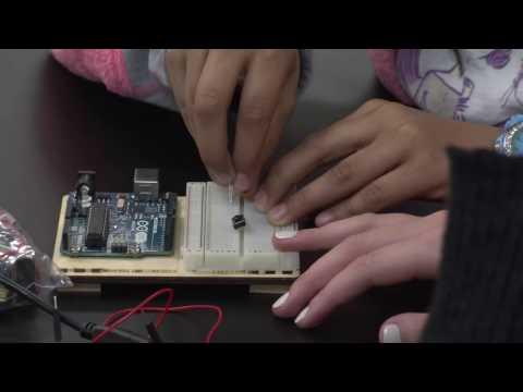STEAM Lab at Floris Elementary School