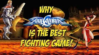 Why Soul Calibur is the Best Fighting Game! - YoVideogames