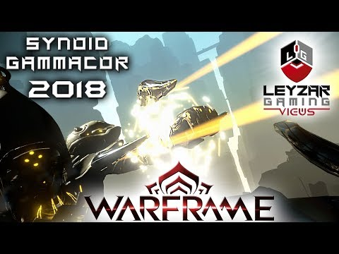 Synoid Gammacor Build 2018 (Guide) - The Little Laser that Could (Warframe Gameplay) thumbnail