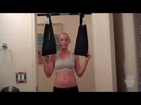 Perfect Pull Up Ab Straps Workout & Review