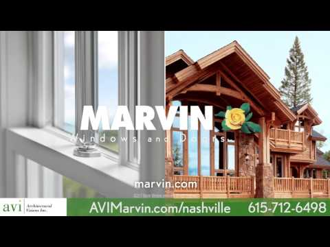 Architectural Visions Marvin Windows and Doors Commercial 2017