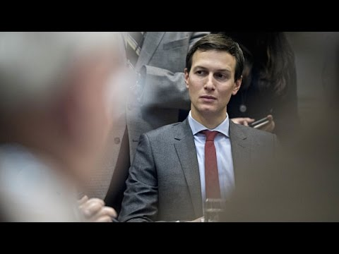 Trump Gives Son-In-Law New Government Agency To Run
