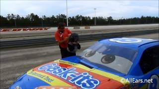 Richard Petty Junior Ride Along Experience Piston Cup Pixar Cars