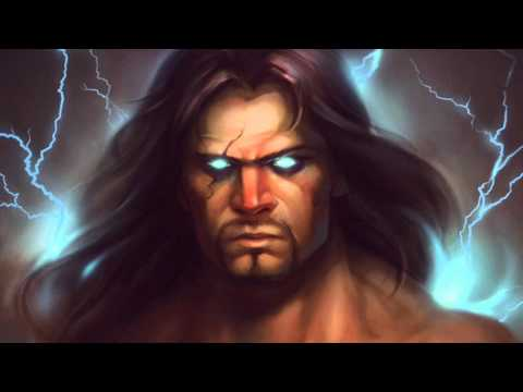 Zeus - God Of LIghtning