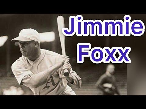 Philadelphia Athletics Slugger Jimmie Foxx