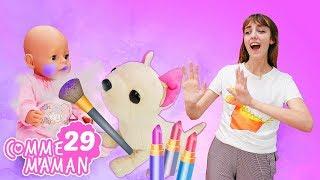 Vidéo en français pour enfants. Show Comme maman № 29. Pinky Pie avec Chichilove