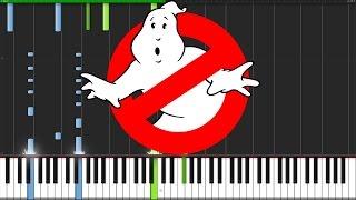 Кавер саундтрек к фильму «Ghostbusters» от «The Wild Conductor»!