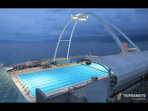 Kantrida swimming pools (Rijeka)