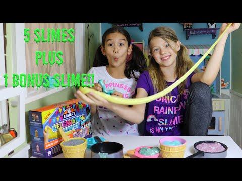 Elmer's Slime Celebration