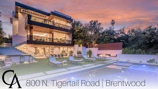 Brentwood Luxury Home for sale | 800 N. Tigertail Road