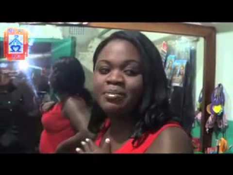 Woman in Ndola
