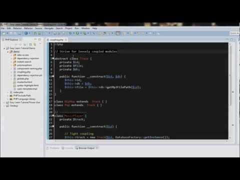 Programming Theory & Fundamentals: Coupling