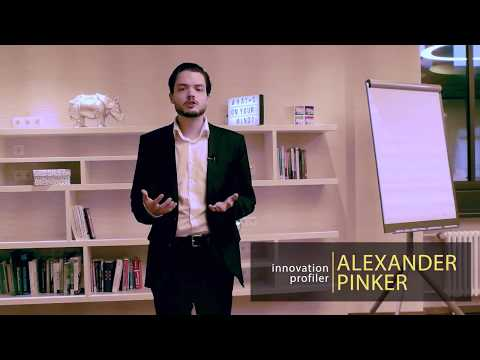 Can companies master the future? | Innovation-Profiler & Futurist Alexander Pinker