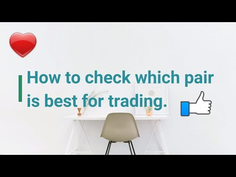 How to check which pair best for trading or remove error.(mt4)