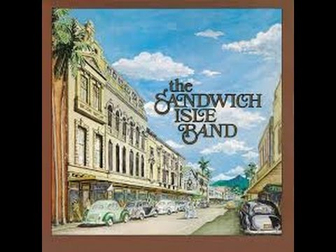 Hula Blues   Sandwich Isle Band