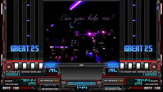 【BMS】DEMK [JAPANESE TRANCE] Can you help me? (HD)