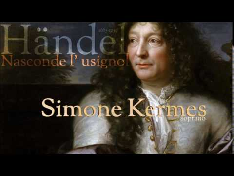 Händel -  Nasconde l´ usignol -  Simone Kermes -  Soprano