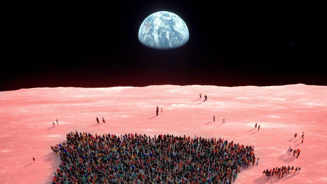 Mars'a Kaç Kişi Sığabilir? Dünya vs. Mars