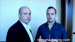 Kevin Wilke Nitro Marketing Founder and Mike Bennitt