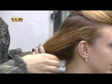 Причёски с резинками