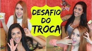 DESAFIO DO TROCA COM AMANDA DJEHDIAN (Prima) - Sisters Lellis