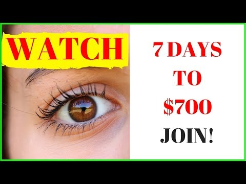 [ 7 DAYS TO $700 ]WITH SEO/PPC CHALLENGE WEBINAR ( Make $ This Week! )