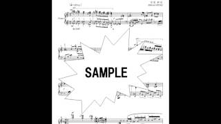 sheet music available https://www.dlmarket.jp/products/detail.php?p...