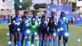 haiti vs allegamne u20 ; haiti vs Nigeria  ; haiti vs china ; HAITI JOURNEY in France