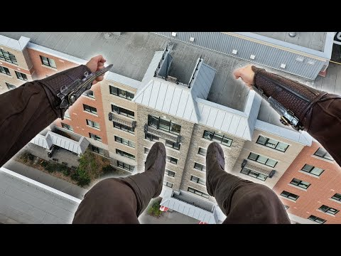 Assassin's Creed Parkour POV In Real Life