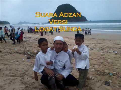 Adzan Versi Logat Sunda