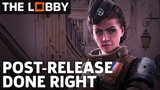 These Games Do Post-Release Content Right - The Lobby