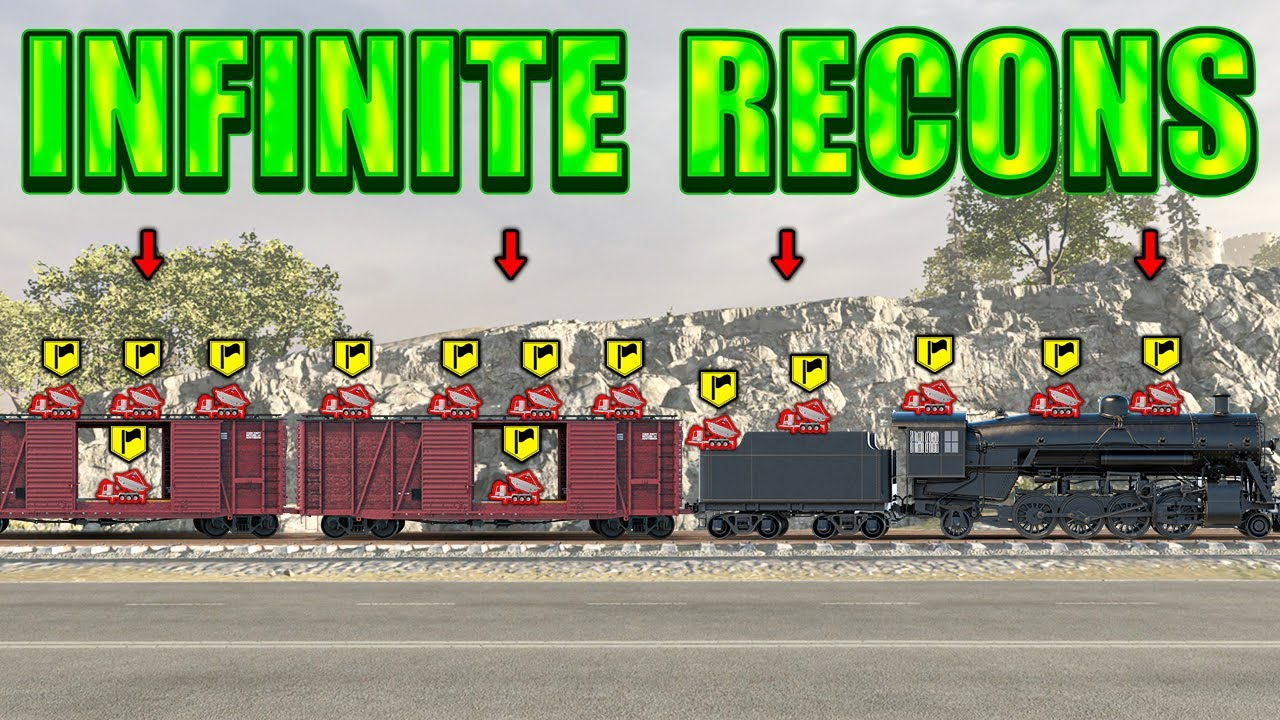 *NEW* INFINITE RECON BUG (Warzone Highlights and Funny Moments #253)