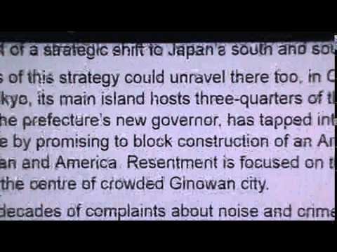 JAPAN UP IN ARMS, MILITARY BUILD UP