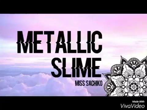 DIY Metallic Slime [indonesia]