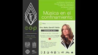 Música en el Confinamiento-Concierto Completo