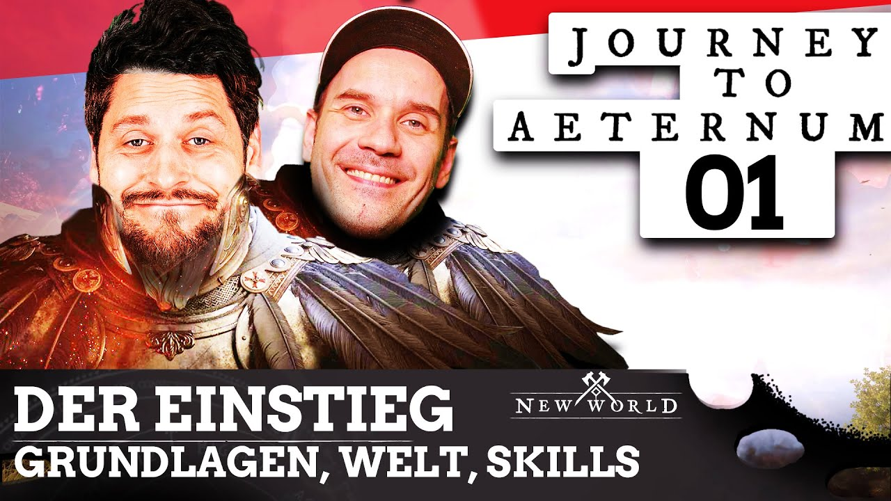 Journey to Aeternum #1   Euer Einstieg in New World