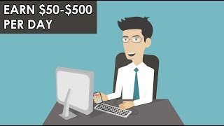 Earn $50-$500 A Day With Copy And Paste Ads